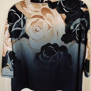 Puma x Careaux Birch & Flower Long sleeve shirt